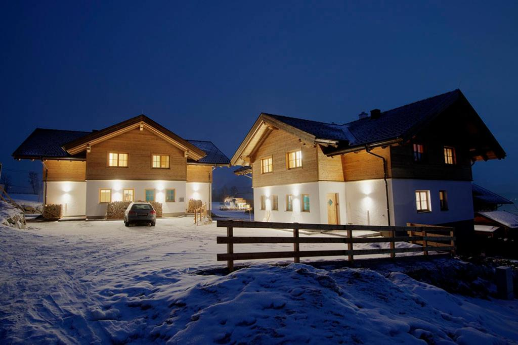 Шале  Ski In/Ski Out Chalets Tauernlodge By Schladming-Appartements