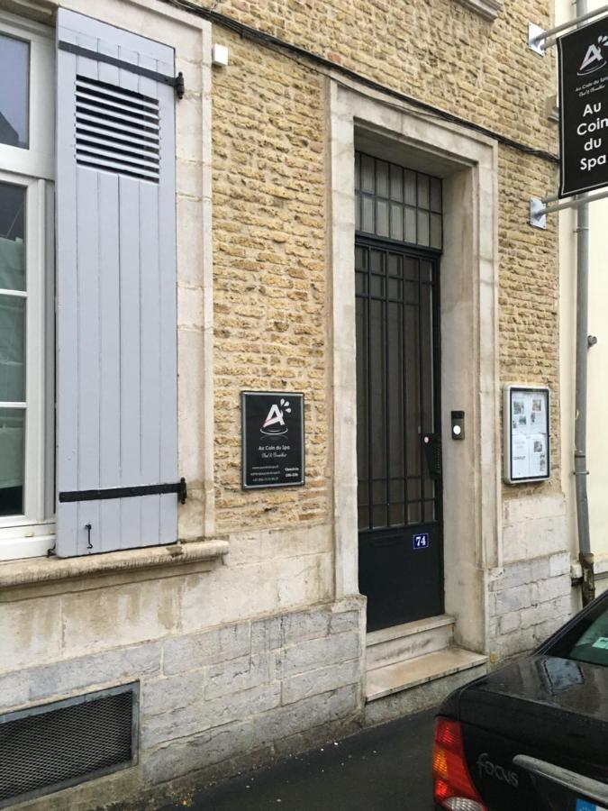 مبيت وإفطار Au Coin Du Spa فرنسا بولوني سور مير Bookingcom