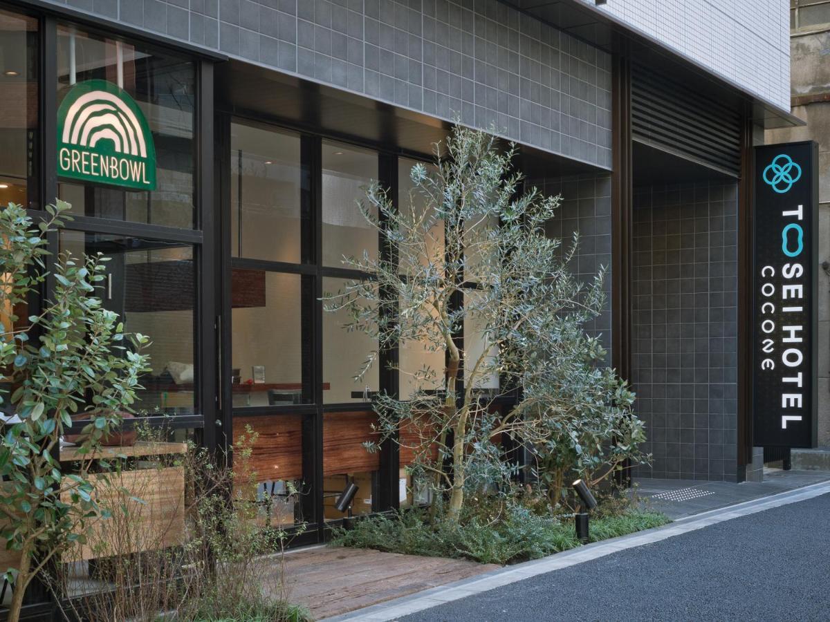 Отель эконом-класса Tosei Hotel Cocone Kanda