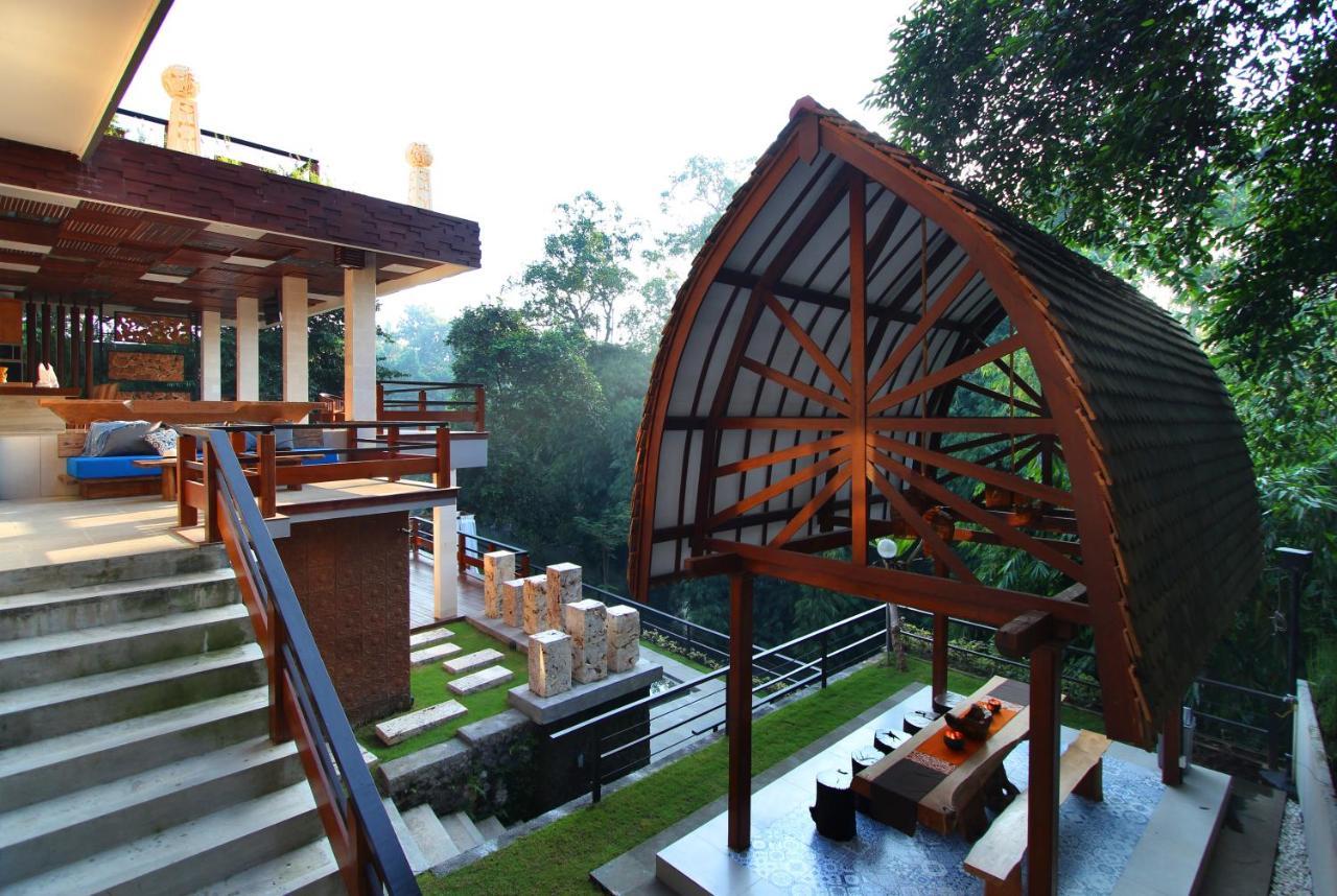 Комплекс для отдыха  Little Ubud River View Villa