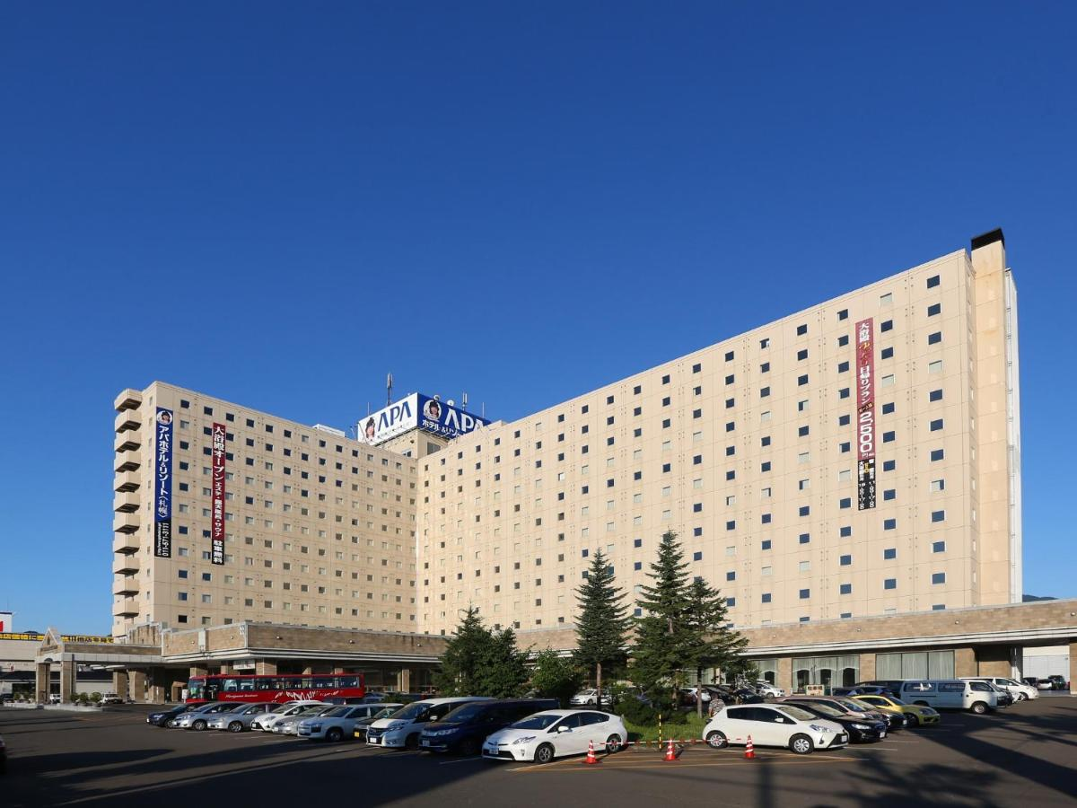 Отель  APA Hotel & Resort Sapporo