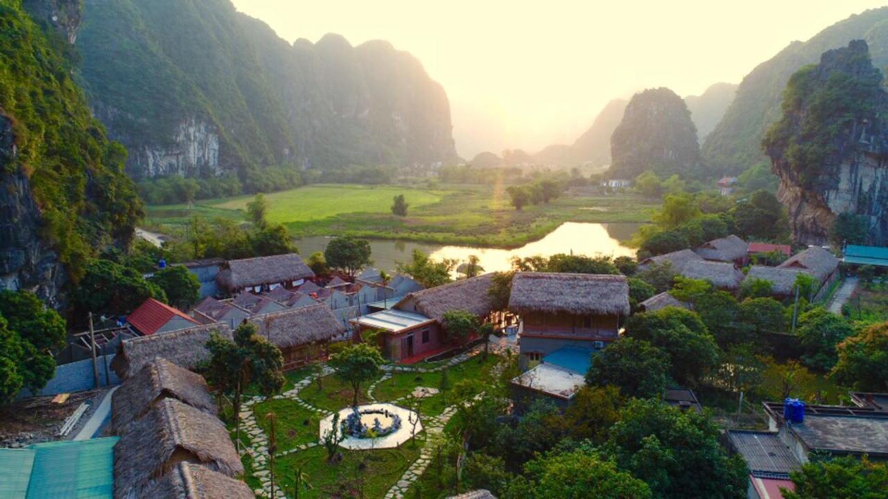 Лодж  Trang An River View Homestay