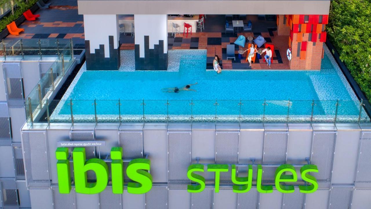 Hotel Ibis Styles Phra Khanong Bangkok