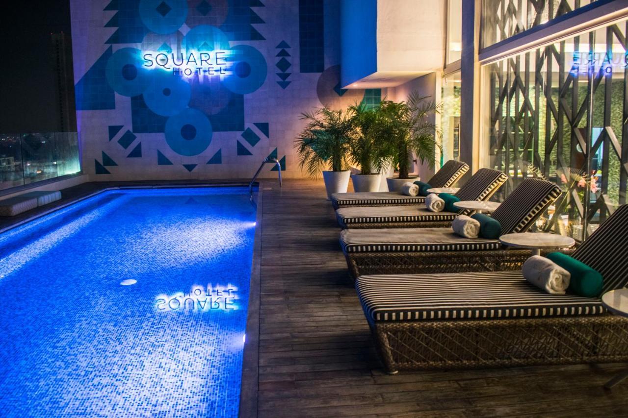 Square Small Luxury Hotel Guadalajara Mexico Booking Com