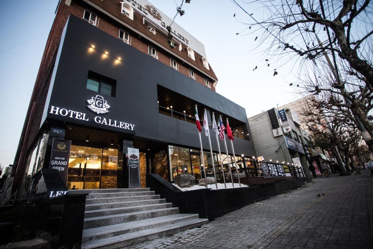 Отель  Отель  Gallery Tourist Hotel