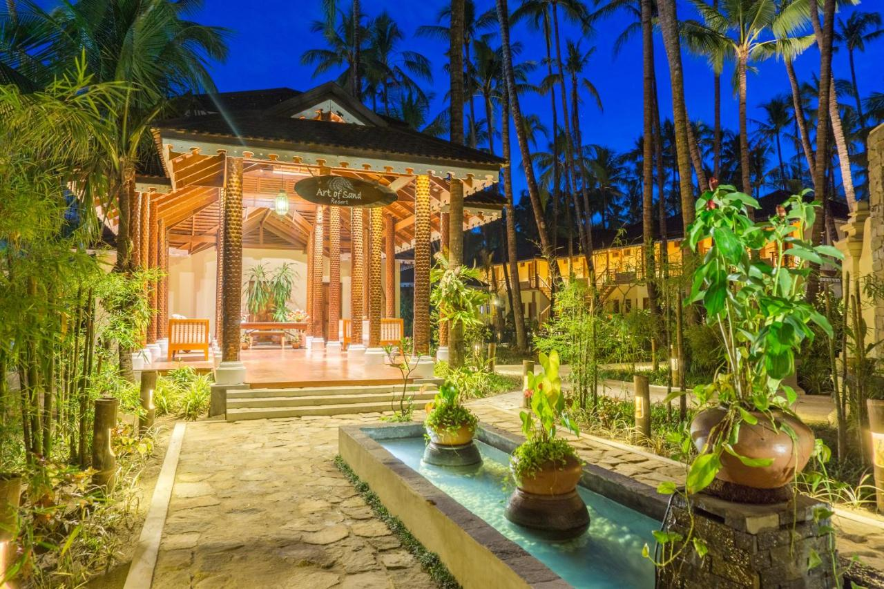 Отель  Art Of Sand Resort