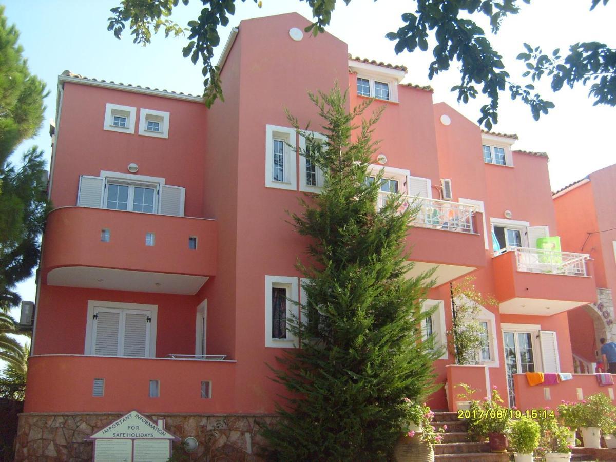 Апартаменты/квартиры  Villa Spiros II