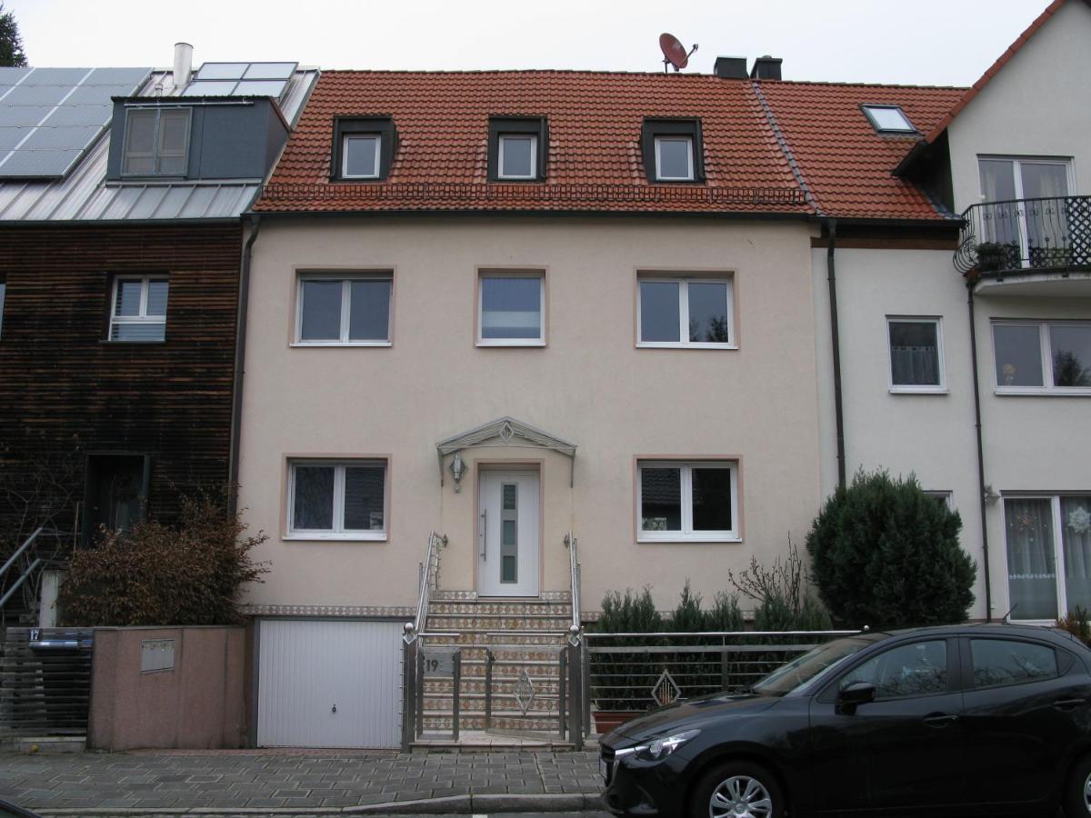 Апартаменты/квартиры  Messe-/Ferienwohnung