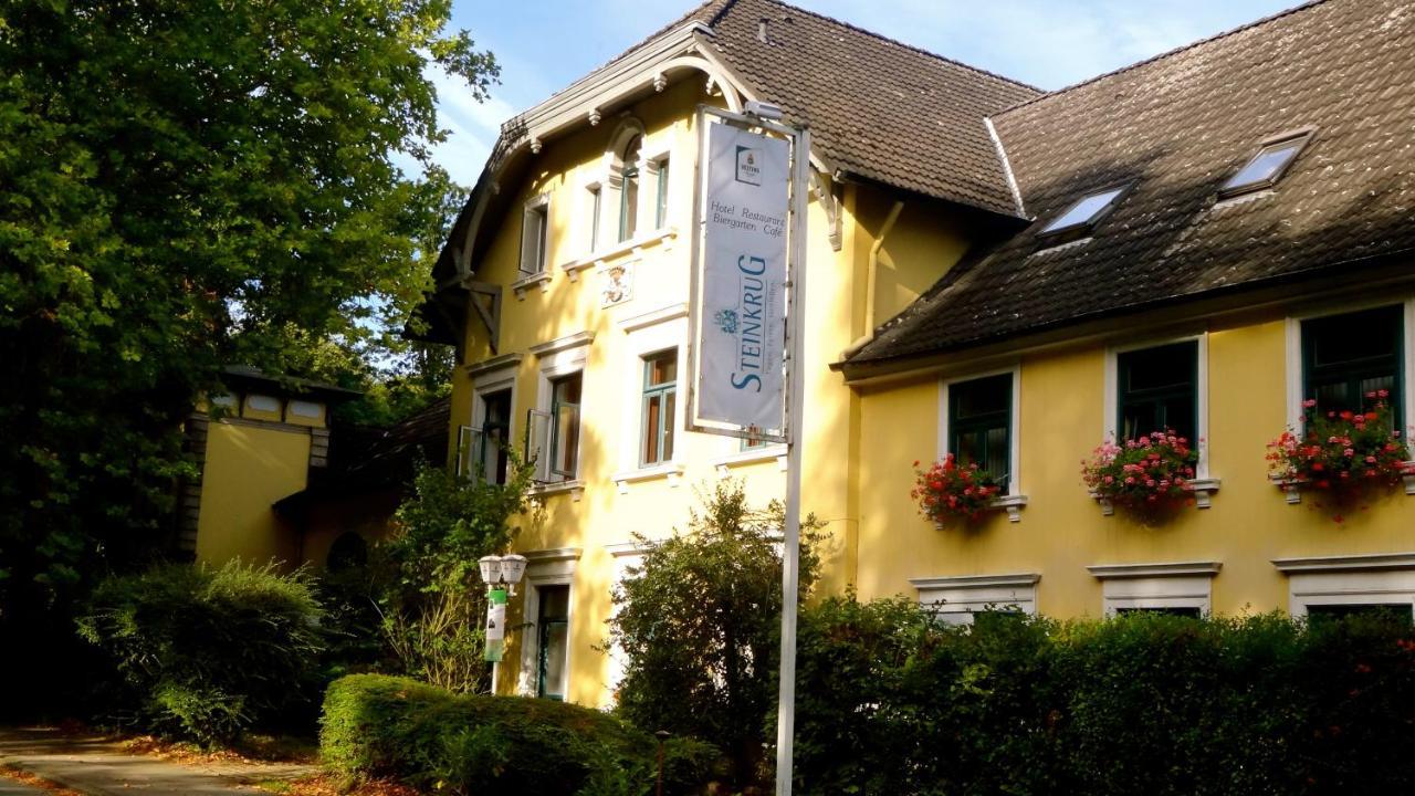 Отель  Hotel Steinkrug