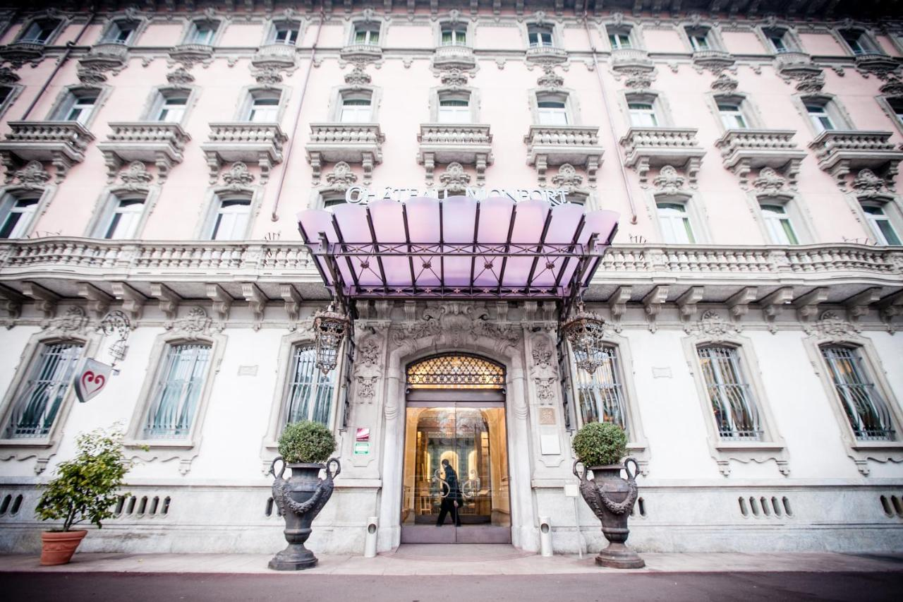 Отель Château Monfort - Relais & Châteaux (Италия Милан) - Booking.com