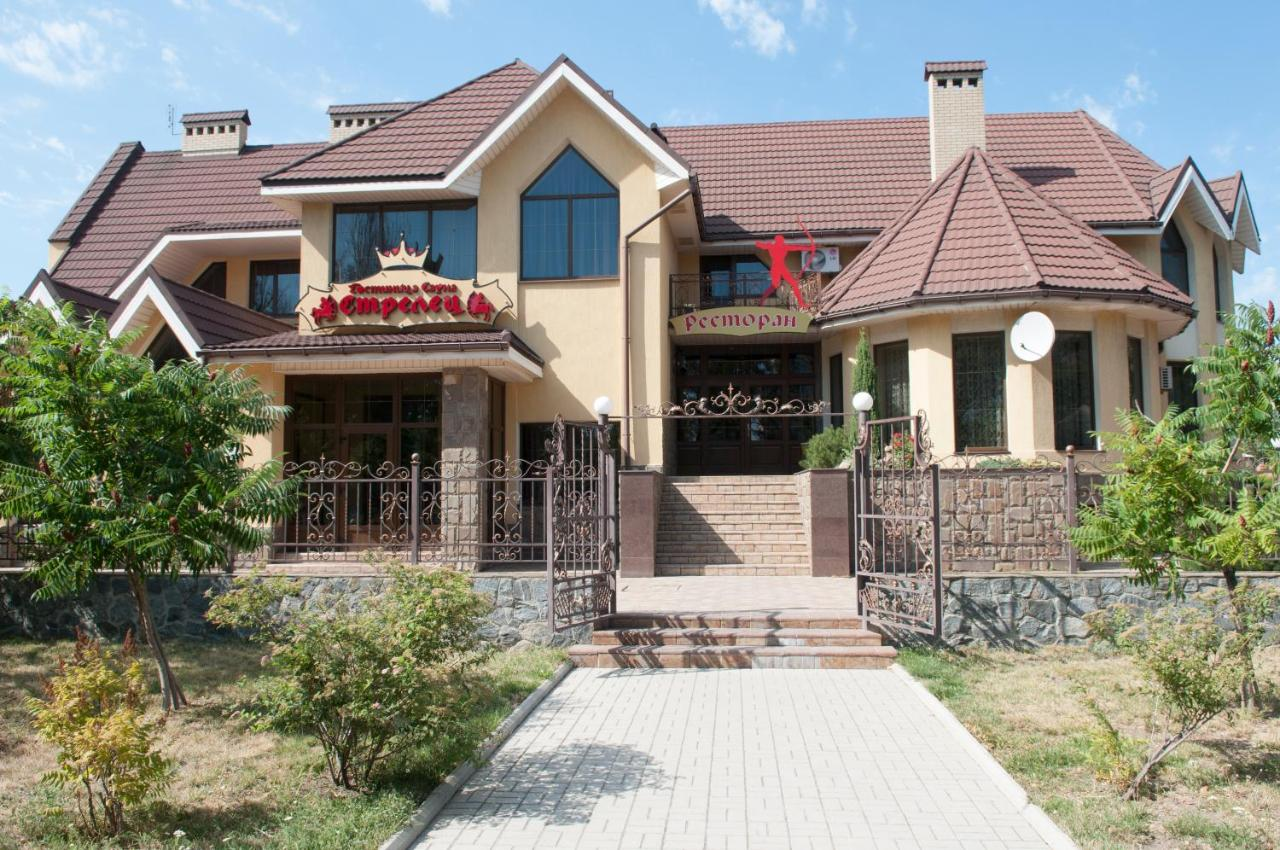 """Отель """"Стрелец"""". Фото: booking.com"""