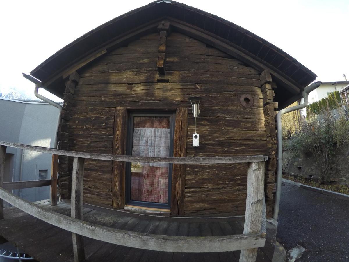Mini Chalet En Bois mini chalet, salgesch, switzerland - booking