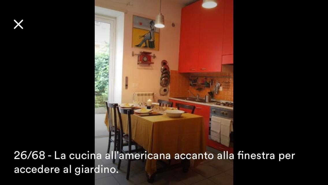Ferienwohnung Charmng and couzy flat near Metro A (Italien ...