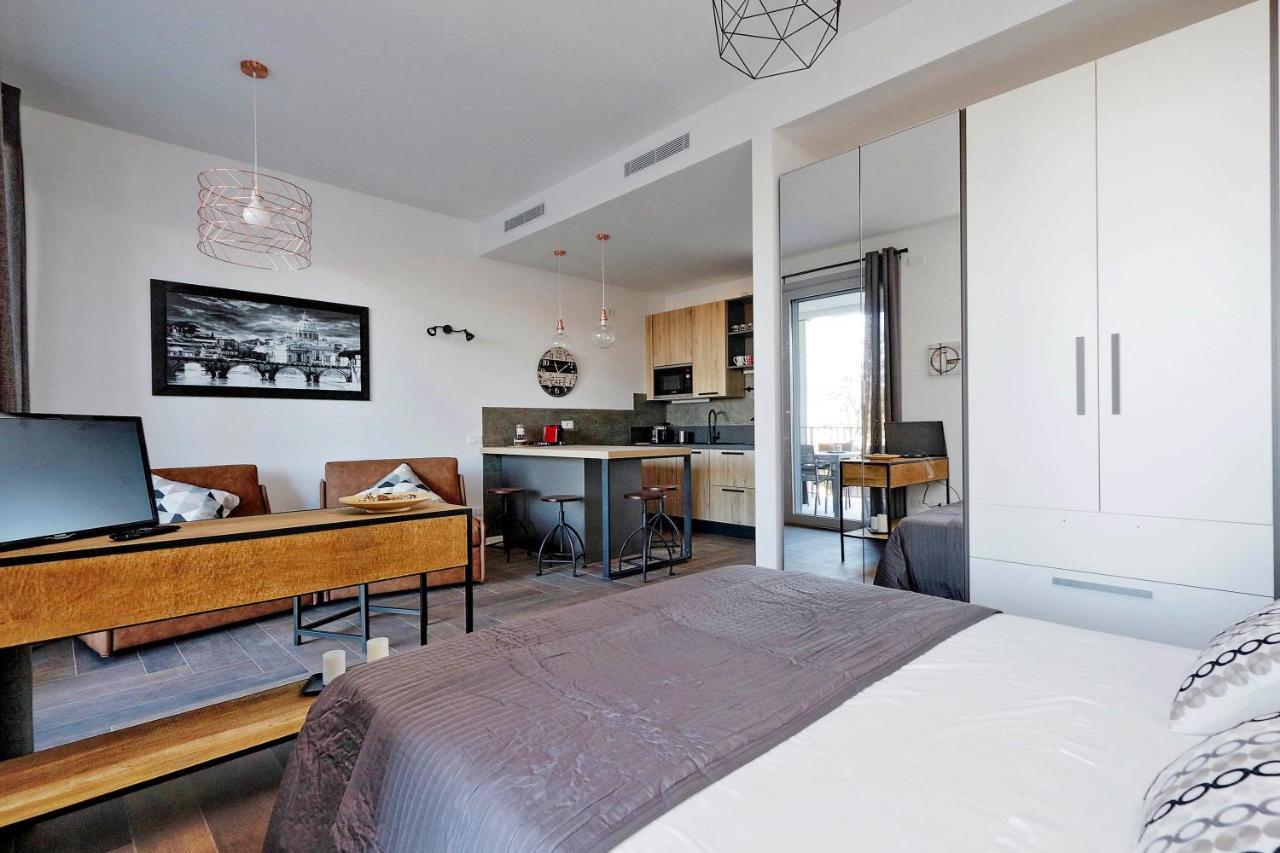 Case Con Terrazzo Roma apartment delizioso monolocale con terrazzo, rome, italy