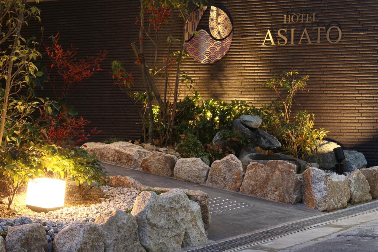 記念日におすすめのホテル・OYO Hotel ASIATO Nambaの写真1