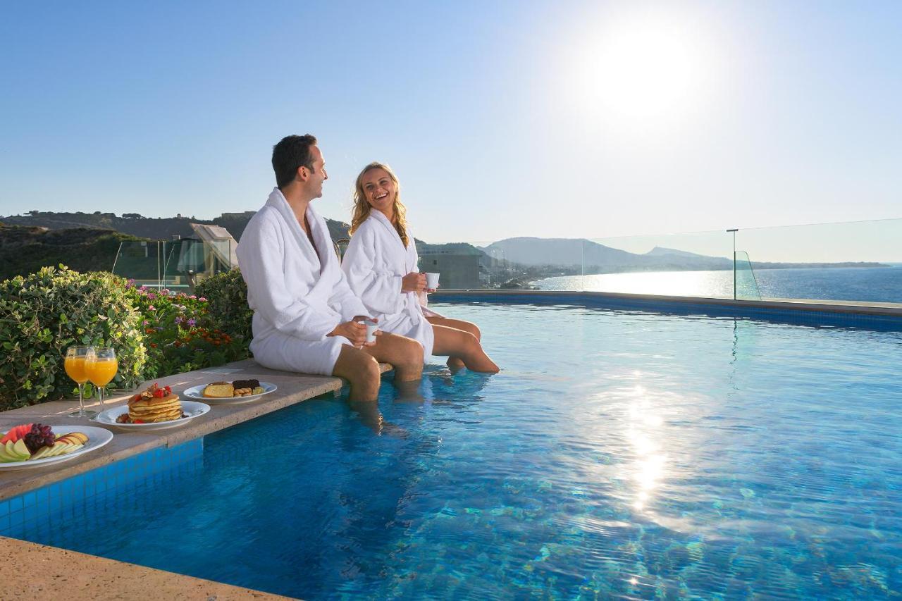 Греция! Родос! Отдых в Atrium Platinum Resort & Spa!