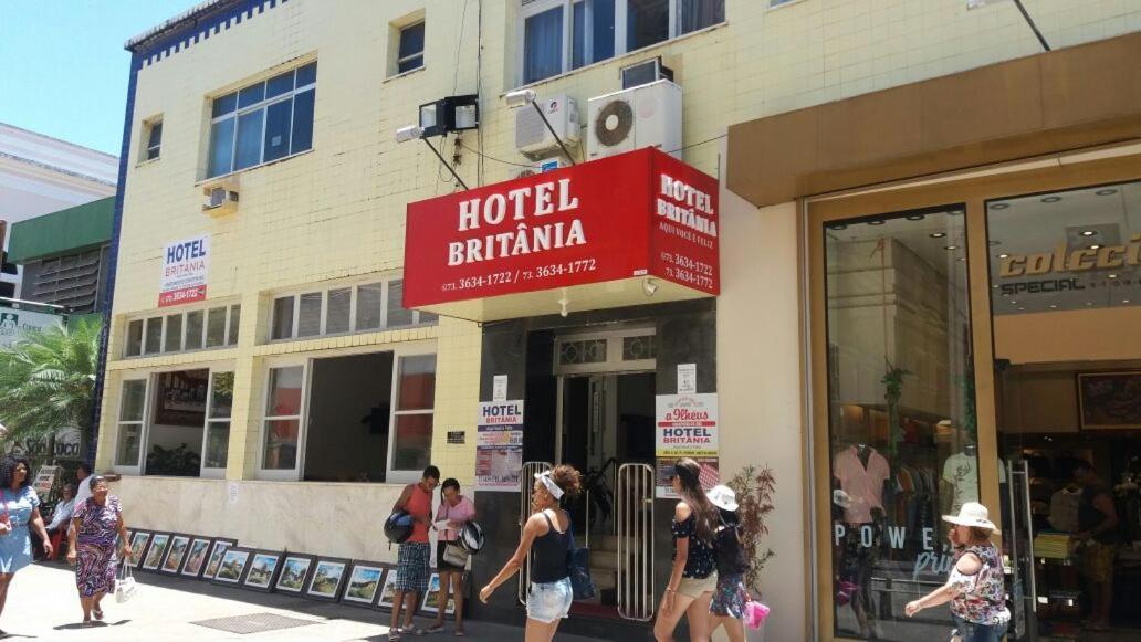 Отель  Отель  Britânia Hotel
