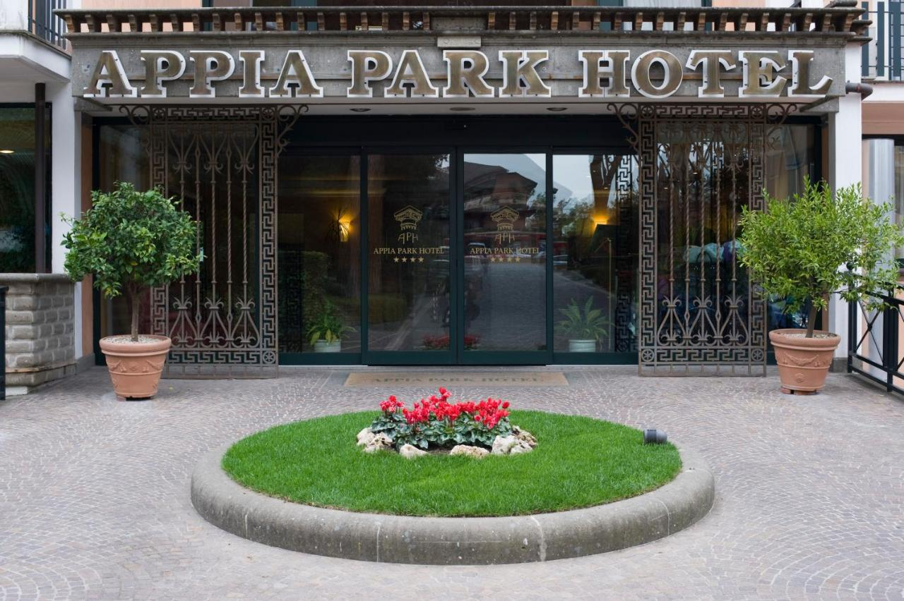 Appia Park Hotel, Rome, Italy