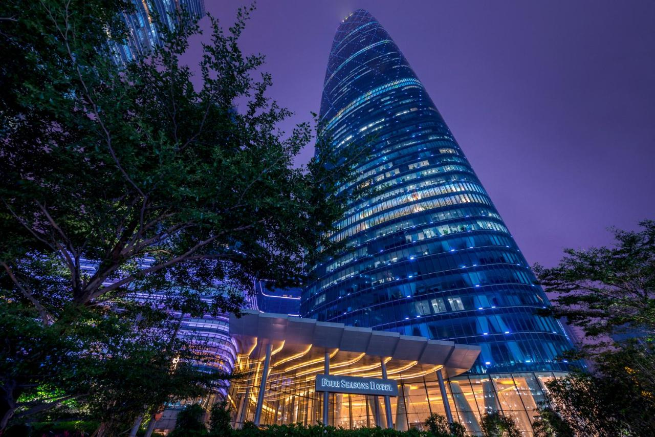 Best Hotels in Guangzhou : Four Seasons Hotel Guangzhou
