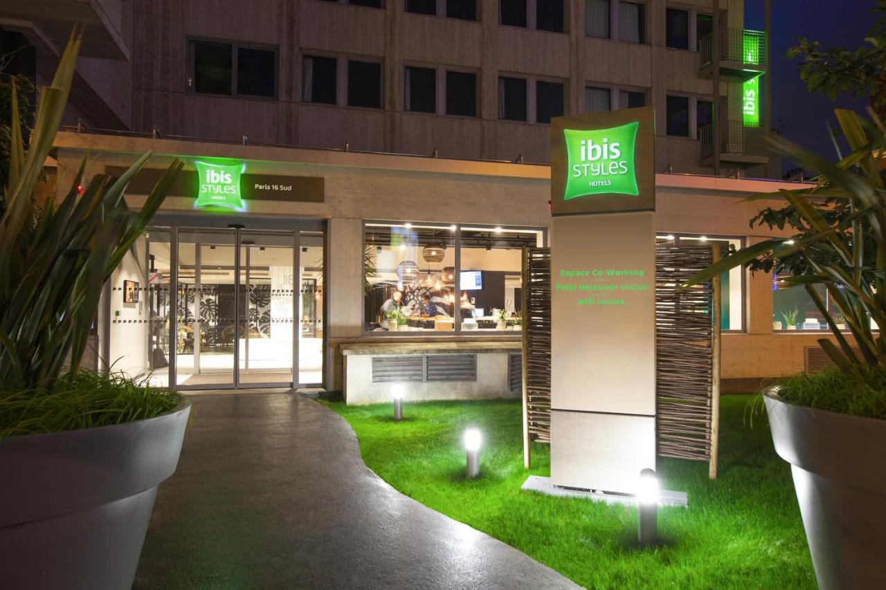 ibis Styles Paris 16 Boulogne, Paryż – aktualne ceny na rok 2020