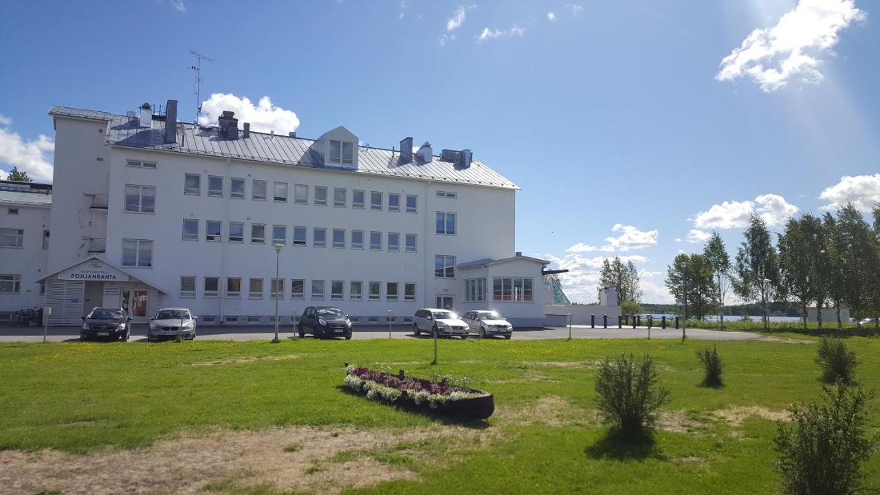 Отель  Kylpylähotelli Pohjanranta