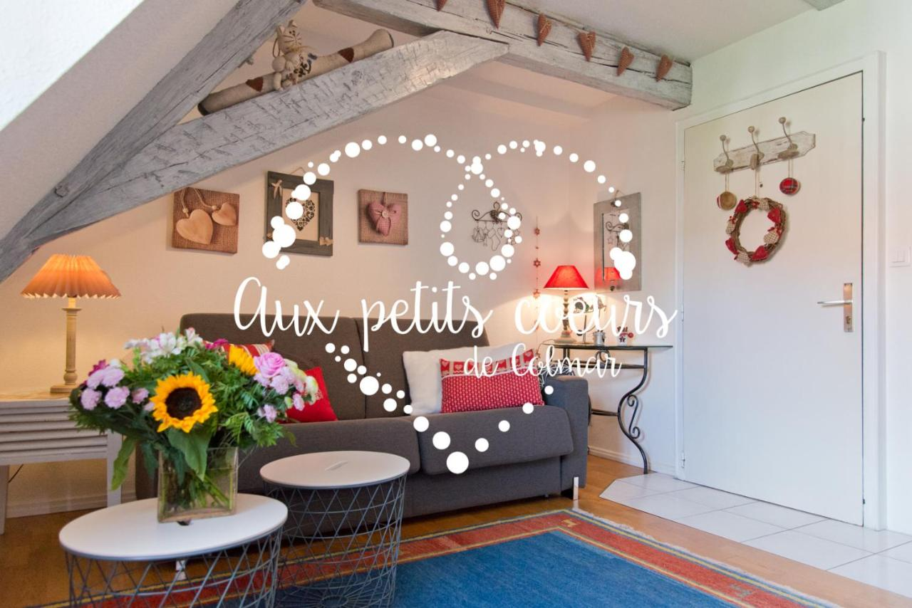 Апартаменты/квартира  Aux Petits Coeurs De Colmar