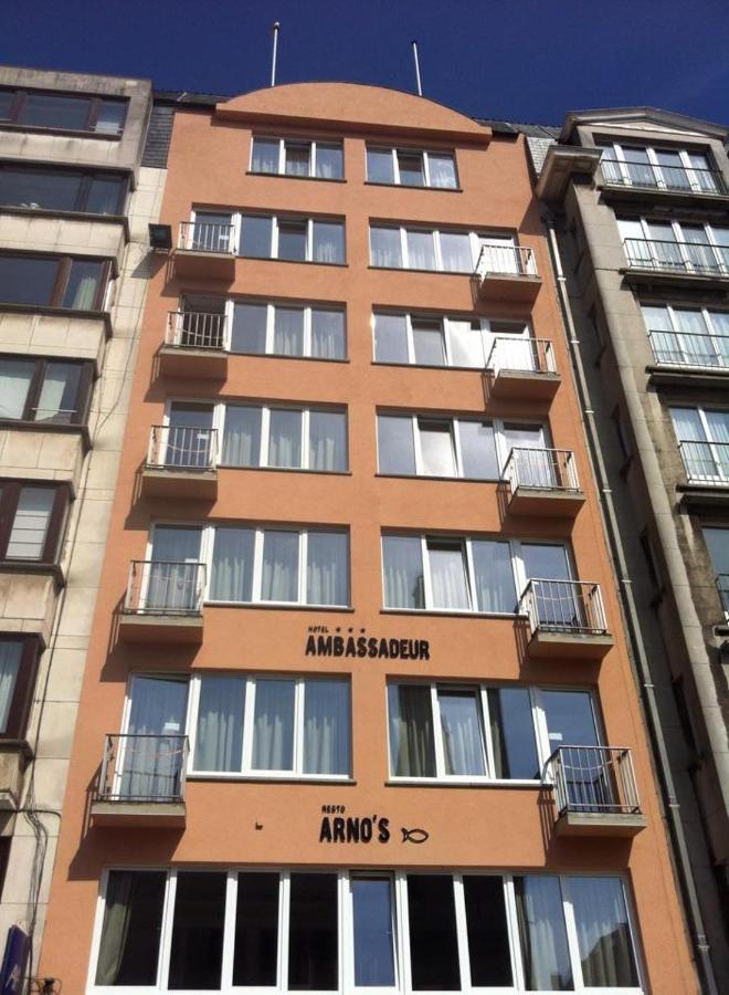 Отель  Hotel Ambassadeur