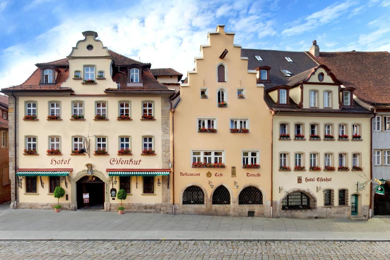 Hotel Eisenhut, Rothenburg ob der Tauber, Germany - Booking.com