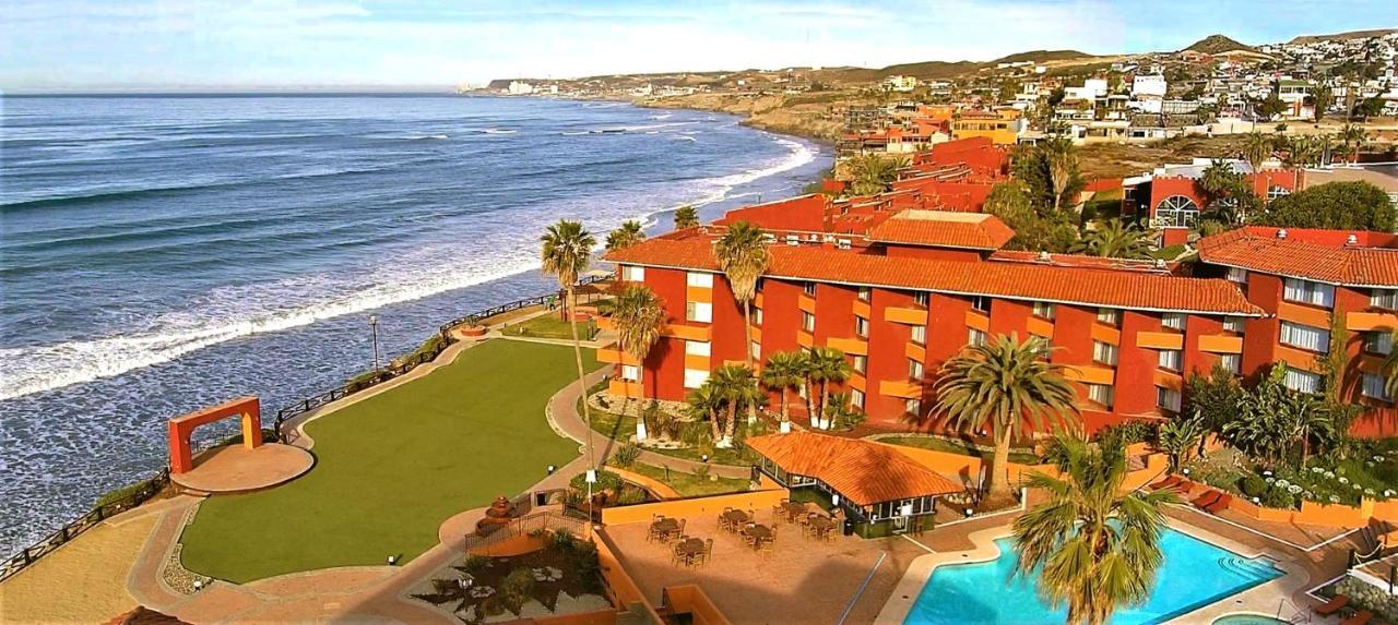 Baja Hotel Villas Rosarito Mexico