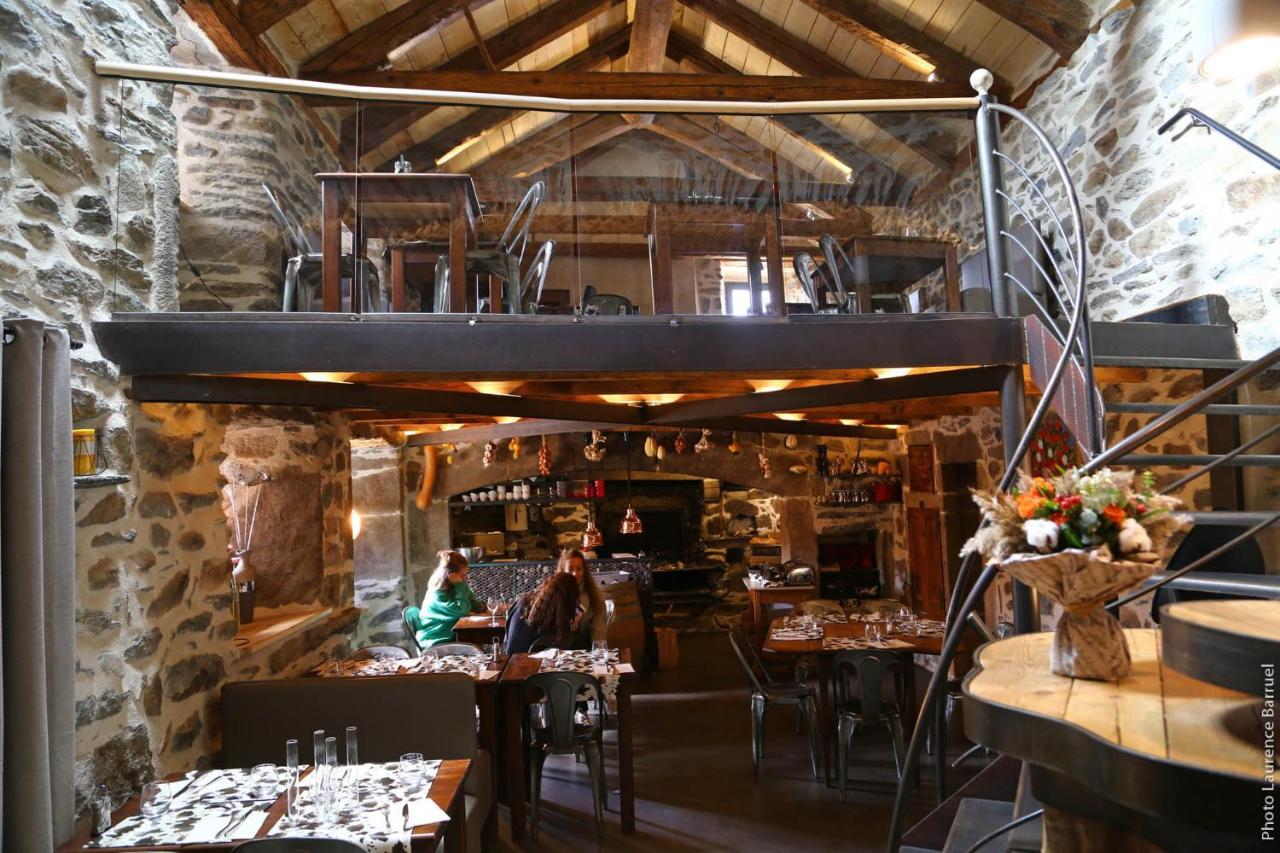 Hotel La Ferme Du Bien Etre Saint Julien Chapteuil France