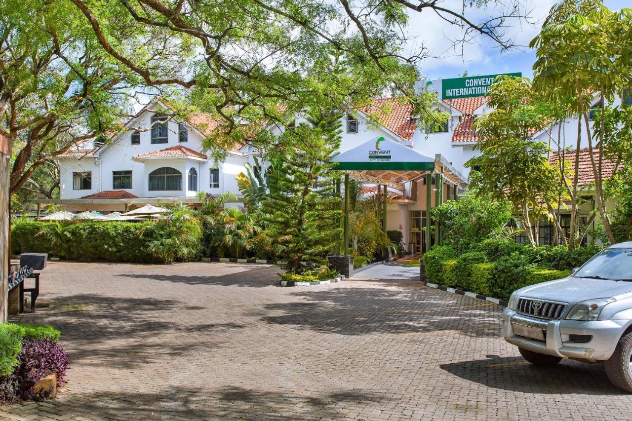 Отель  Convent International Hotel- Nairobi