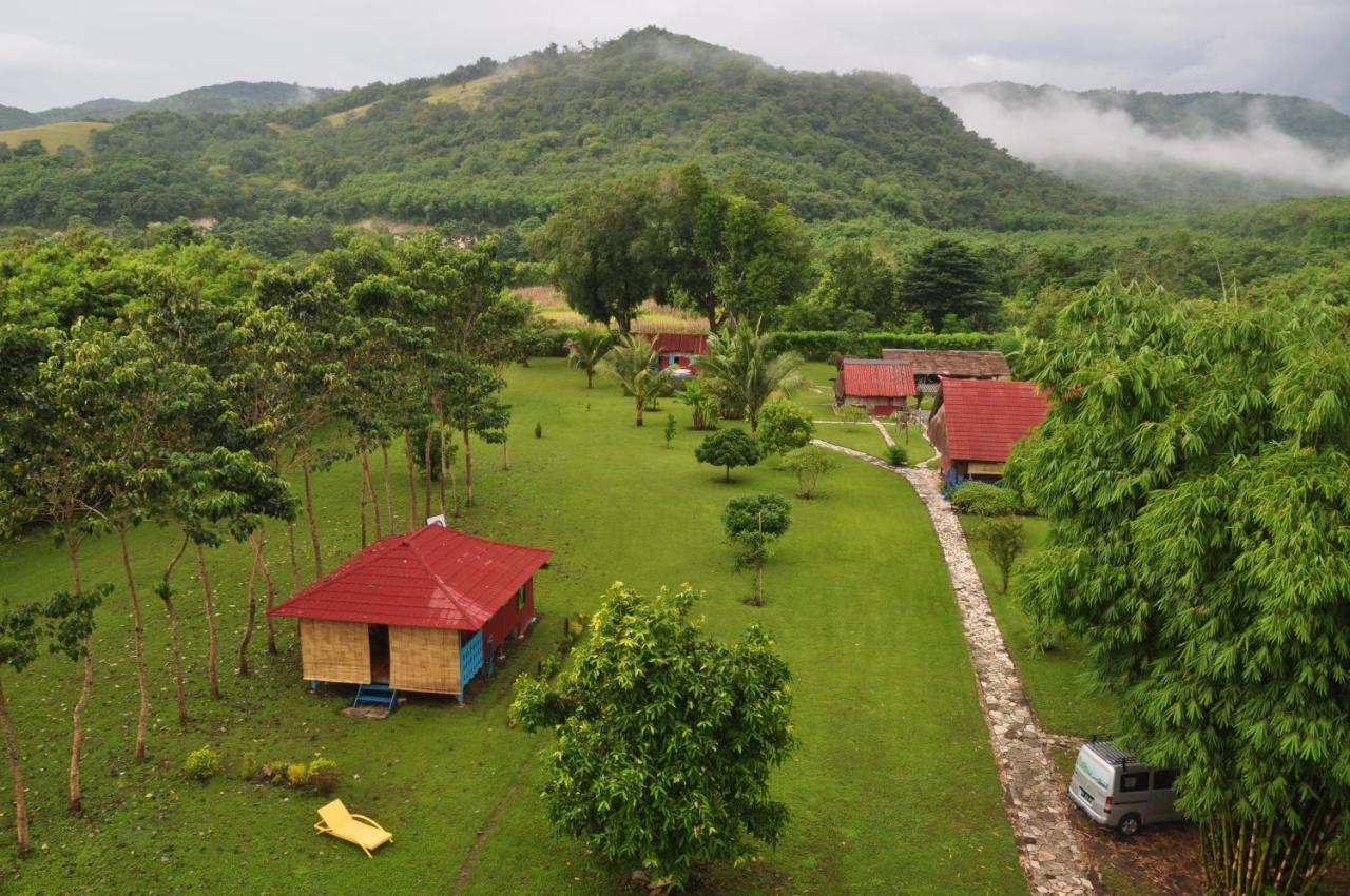 Отель типа «постель и завтрак»  4 Pohon - Les 4 Arbres