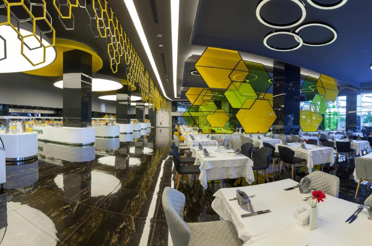 Ресторан / где поесть в Bosphorus Sorgun Hotel
