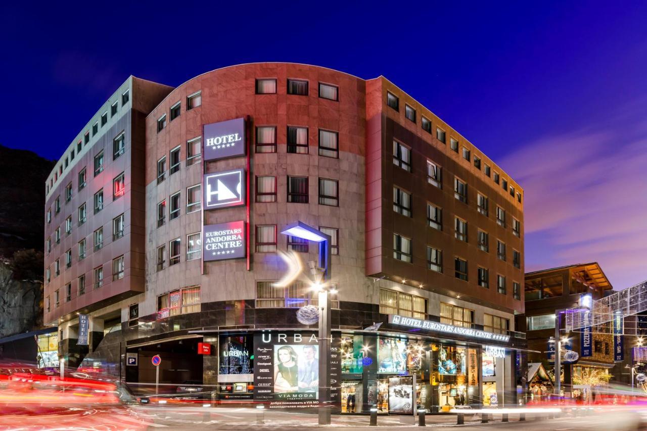 Hotel Eurostars Andorra (Andorra Andorra la Vella) - Booking.com