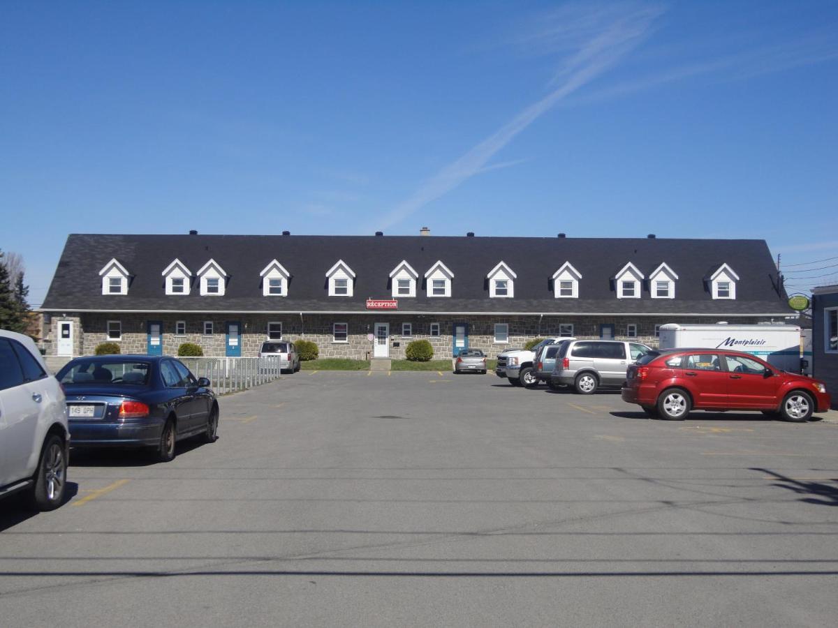 Мотель  Motel Grande Ile