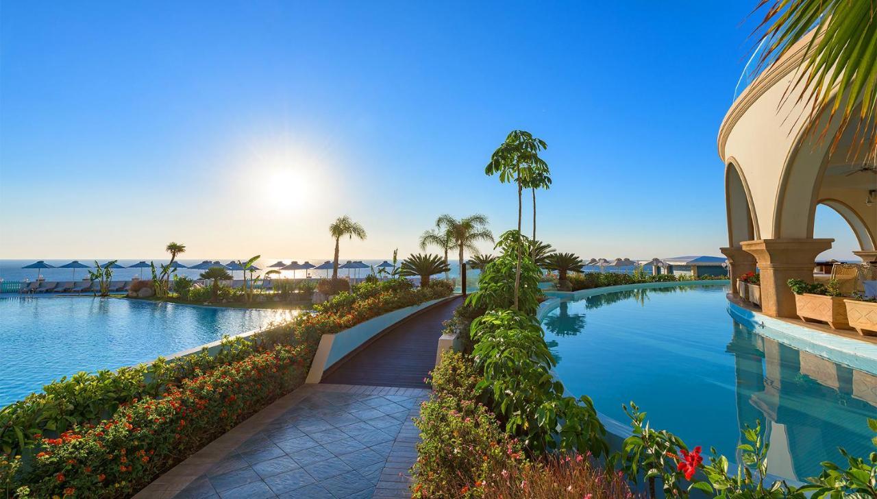 Греция! Родос! Эксклюзивный спа-отель Atrium Prestige Thalasso & Villas!