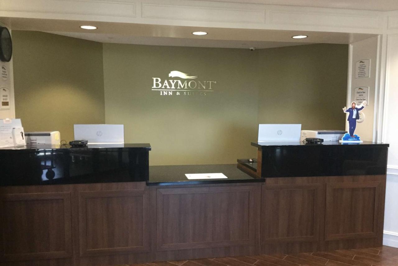 Hall ou réception de l'établissement Baymont by Wyndham Page Lake Powell