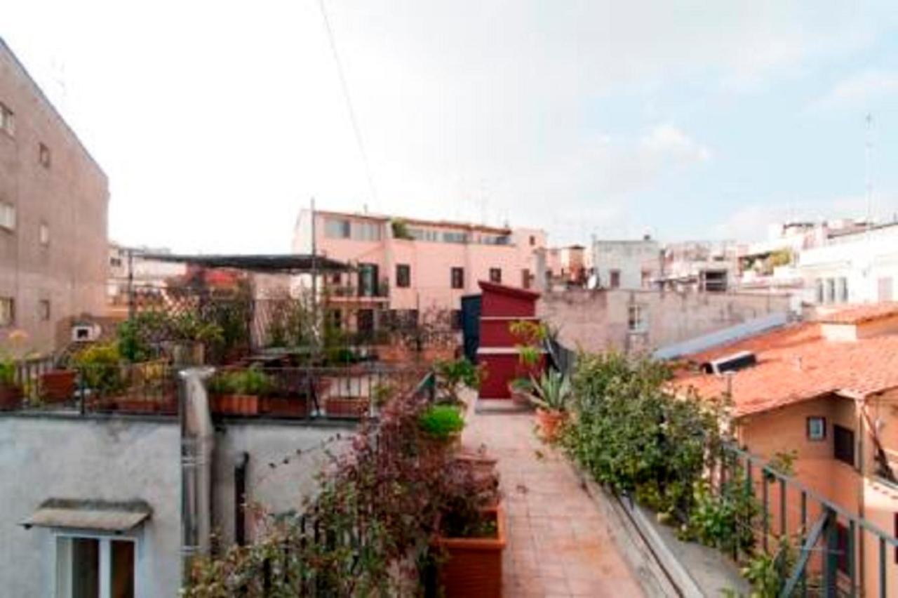 Apartment Fienaroli Flat Private Roof Terrace Rome Italy