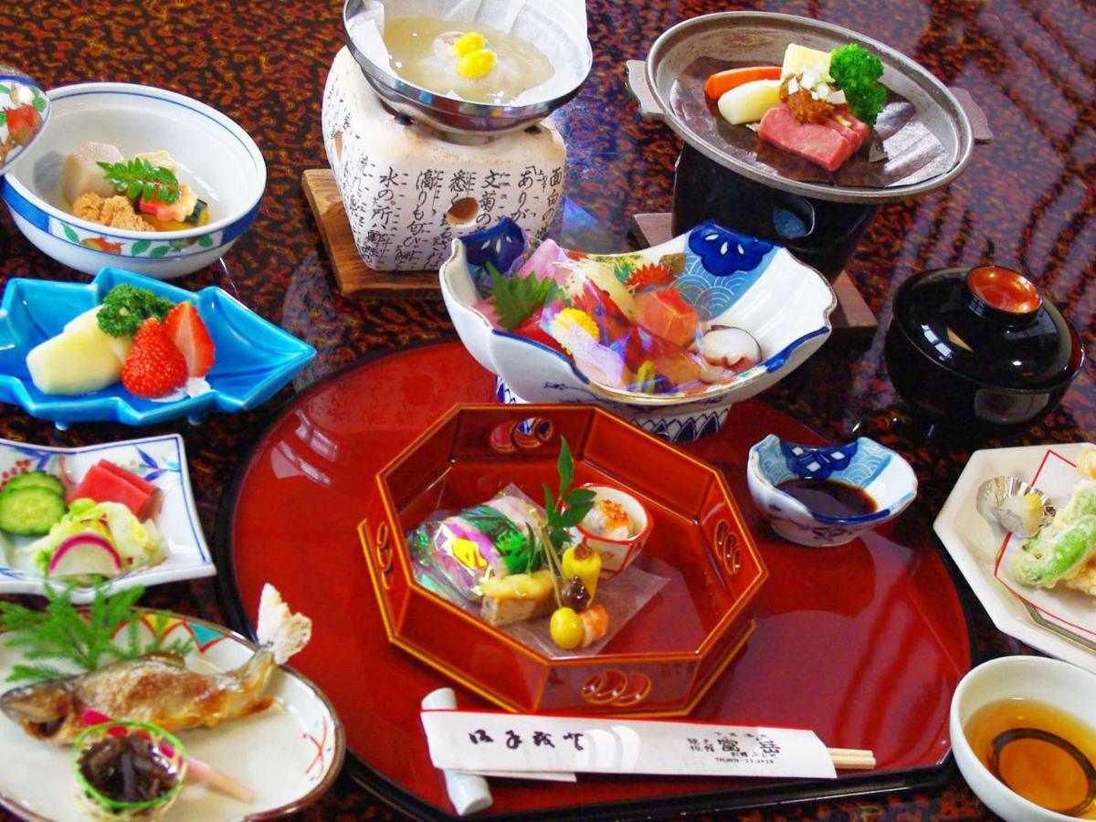 記念日におすすめのレストラン・下呂温泉 冨岳の写真5