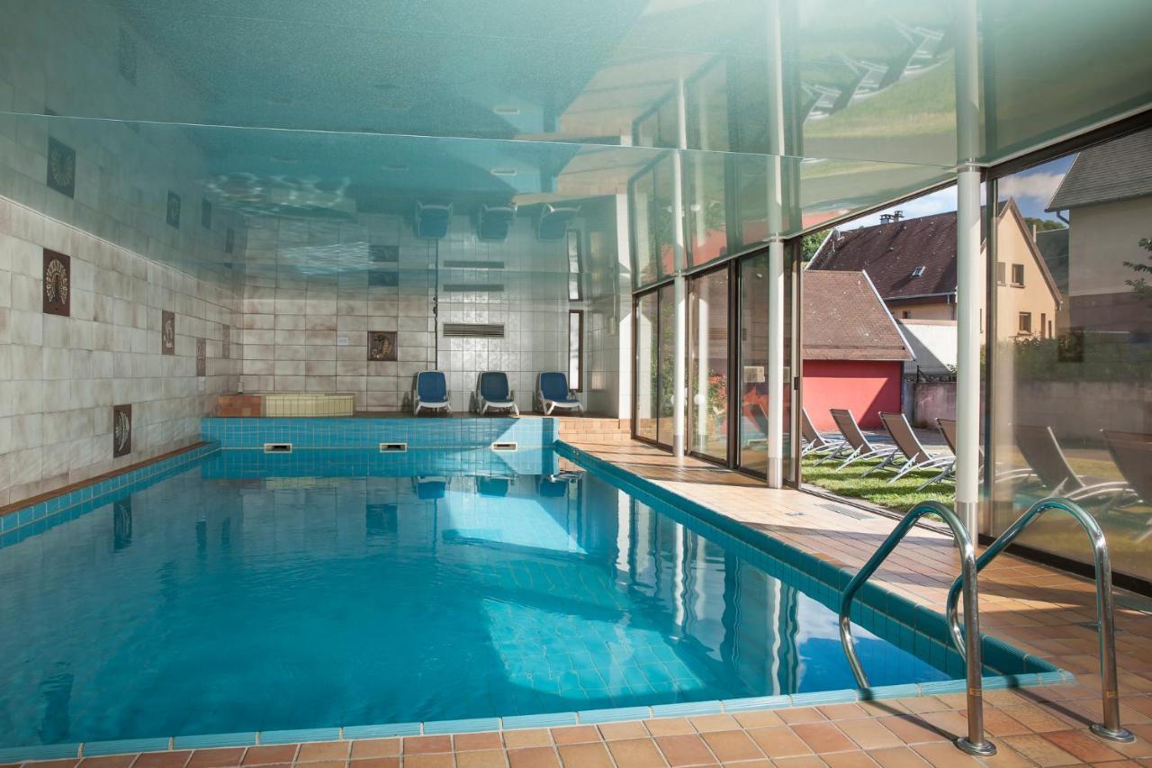 Piscine En Bois Alsace logis lerie motel, orbey, france - booking