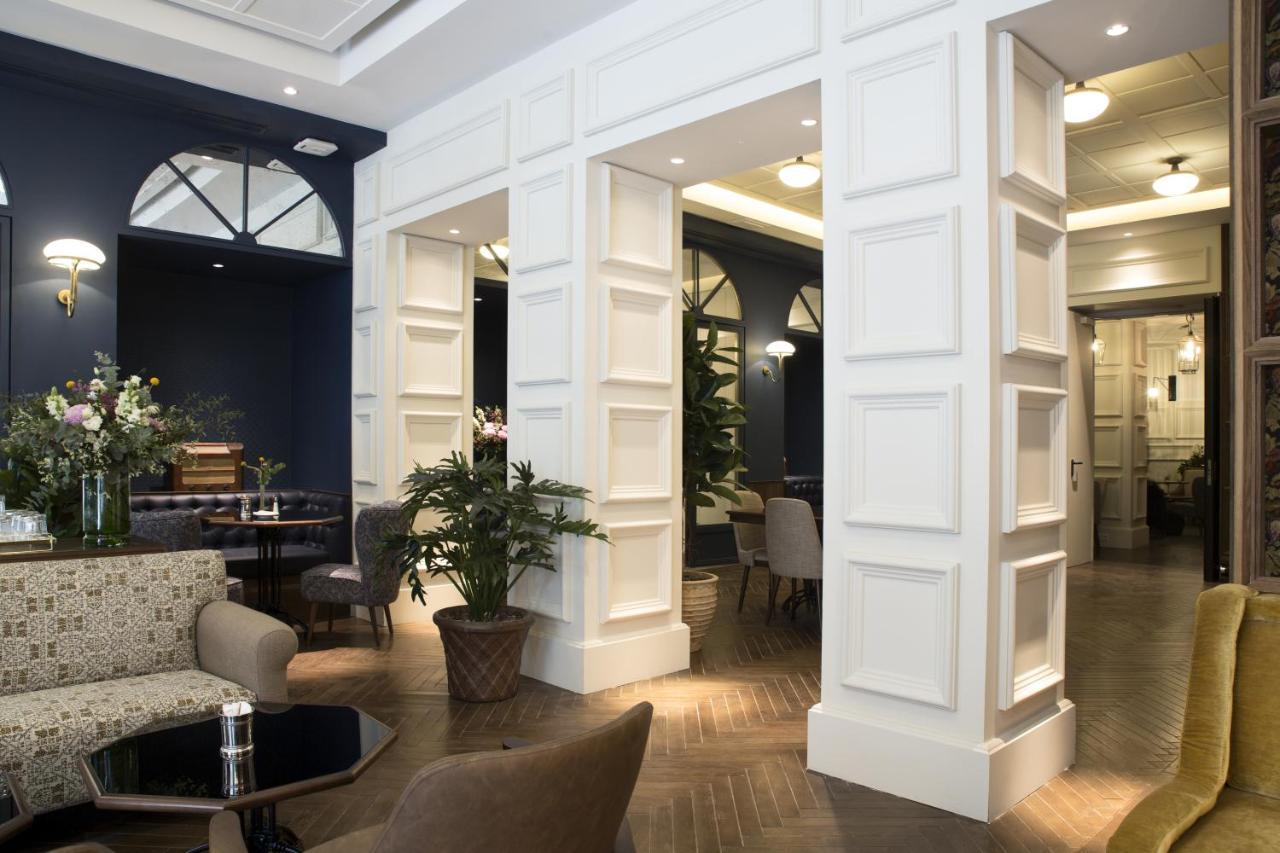 Petit Buffet Art Deco hotel icon wiptonpetit palace, madrid, spain - booking