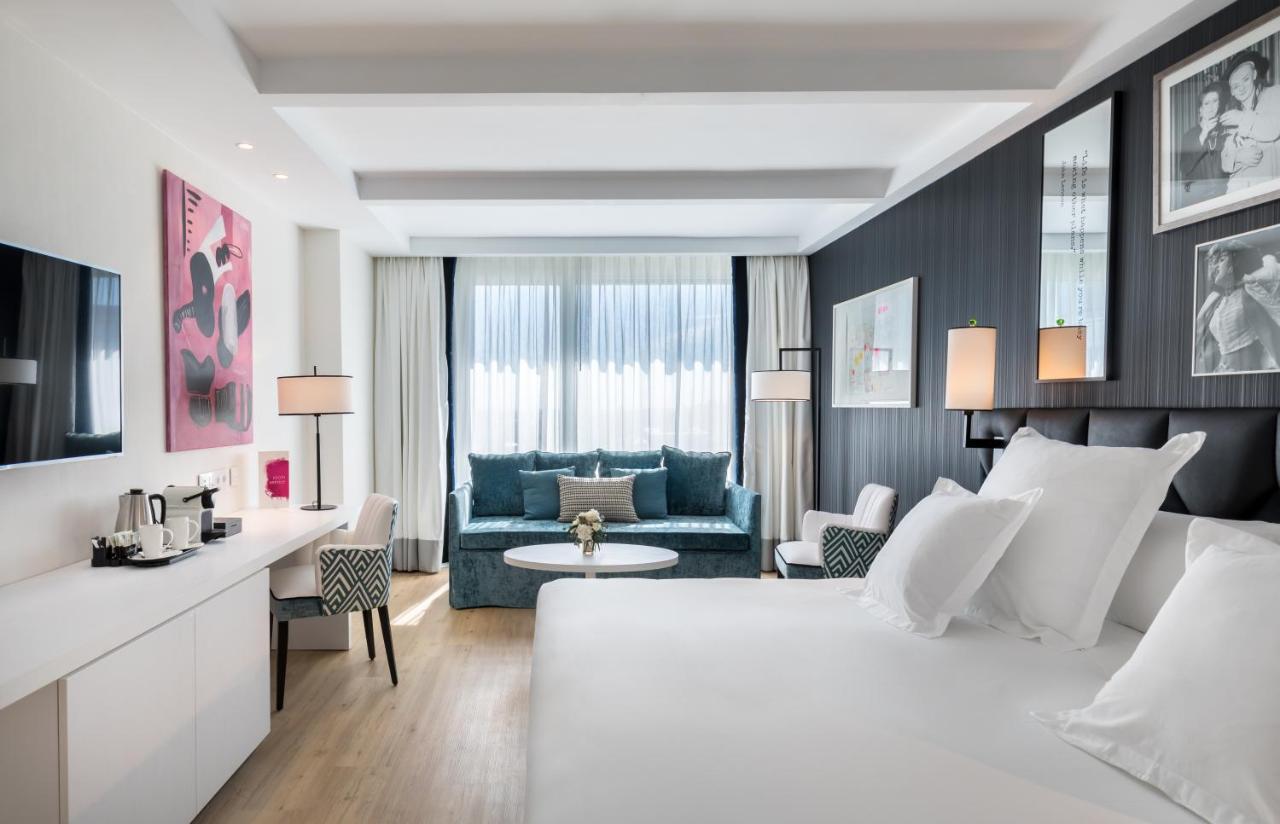Hotel Barceló Imagine Madrid Spain Booking Com
