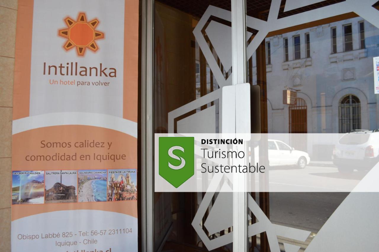 Отель  Отель  Hotel Inti - Llanka