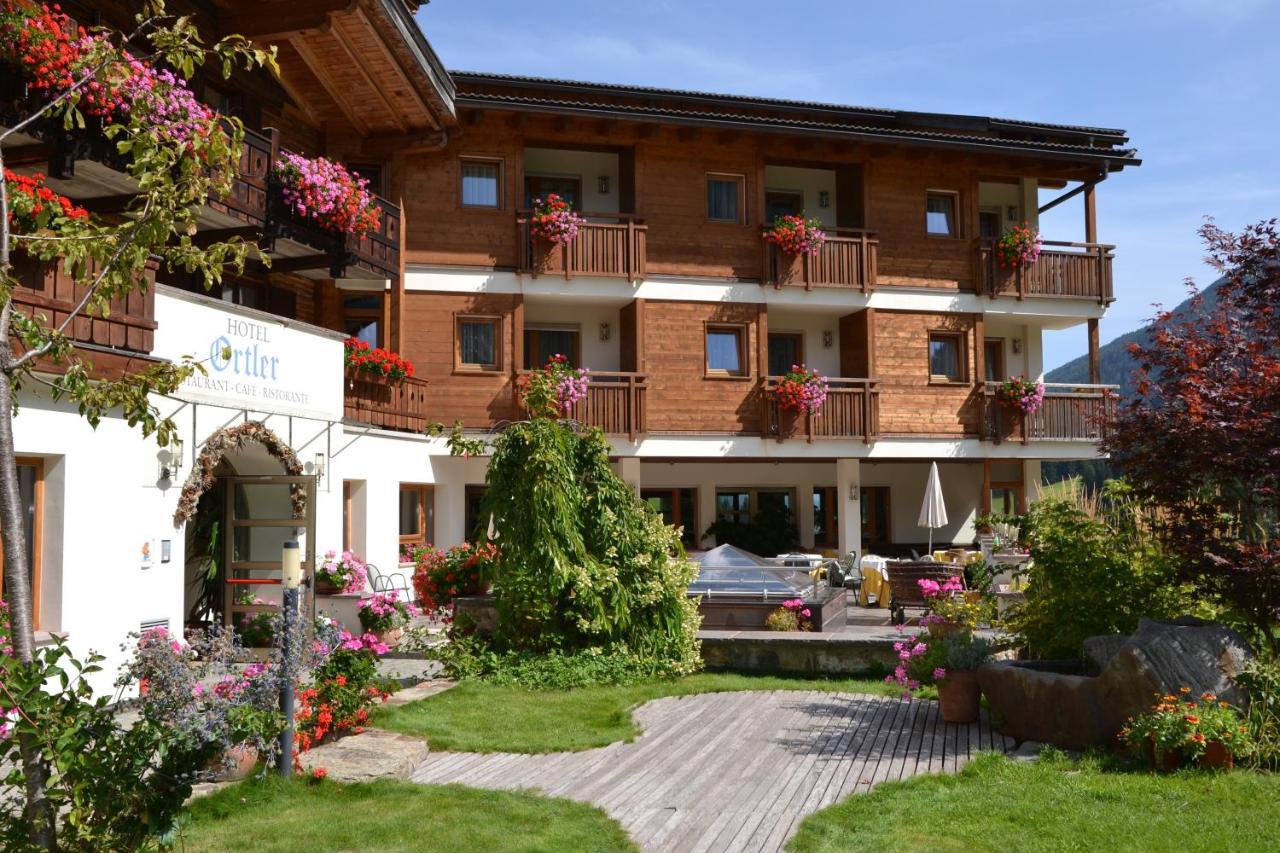 Отель  Hotel Ortler