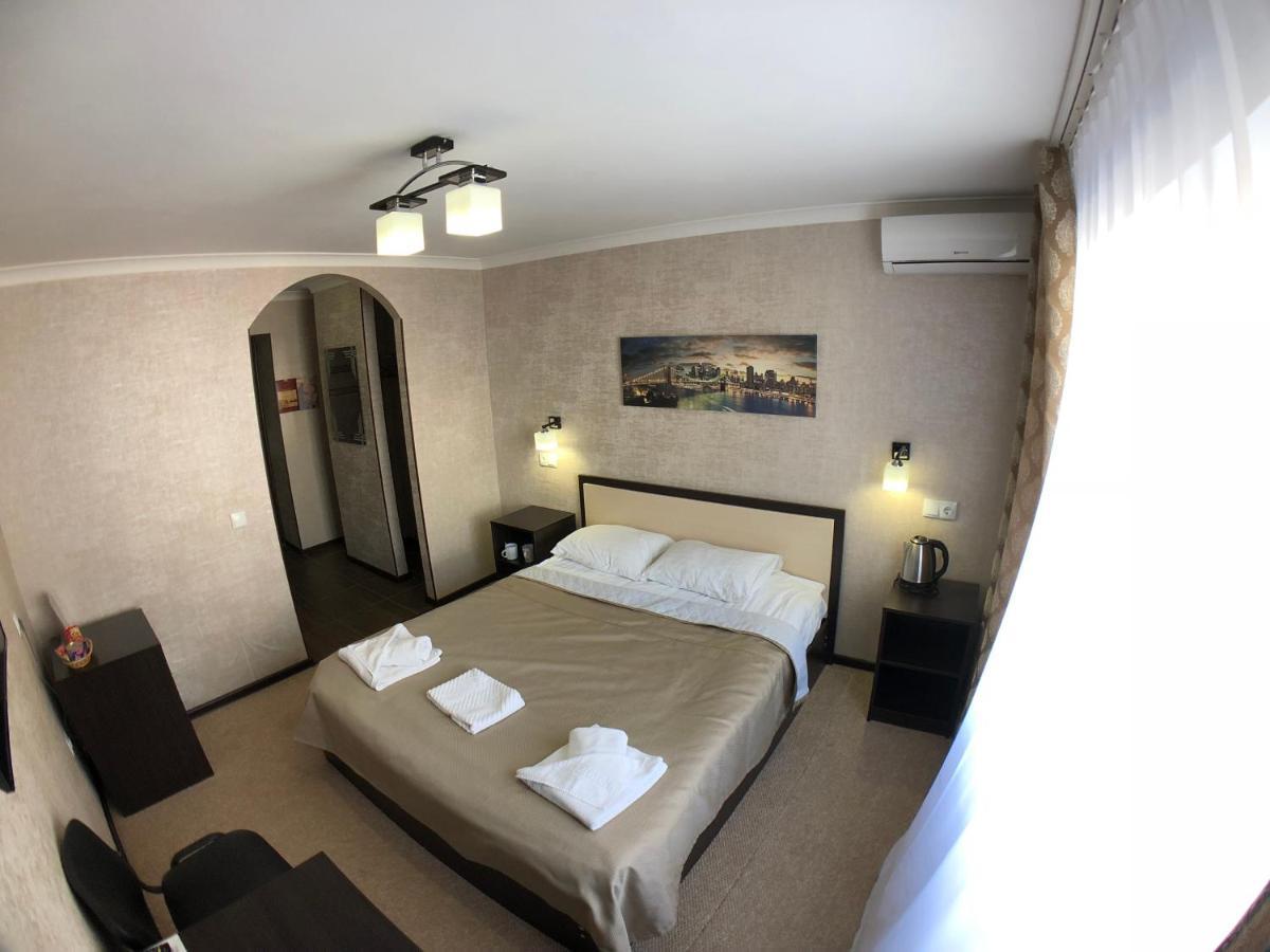 Отель  Отель Нивки