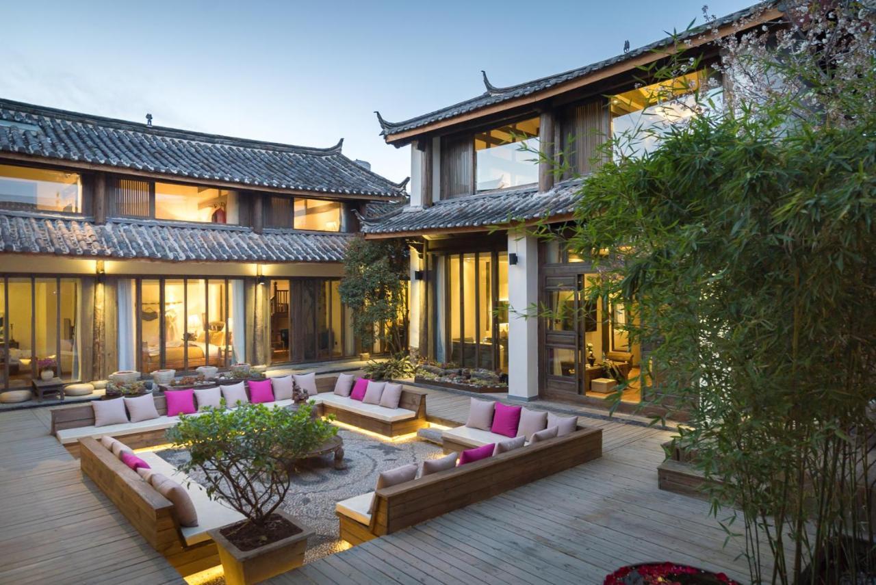 Гостевой дом  Lijiang Wuer Inn