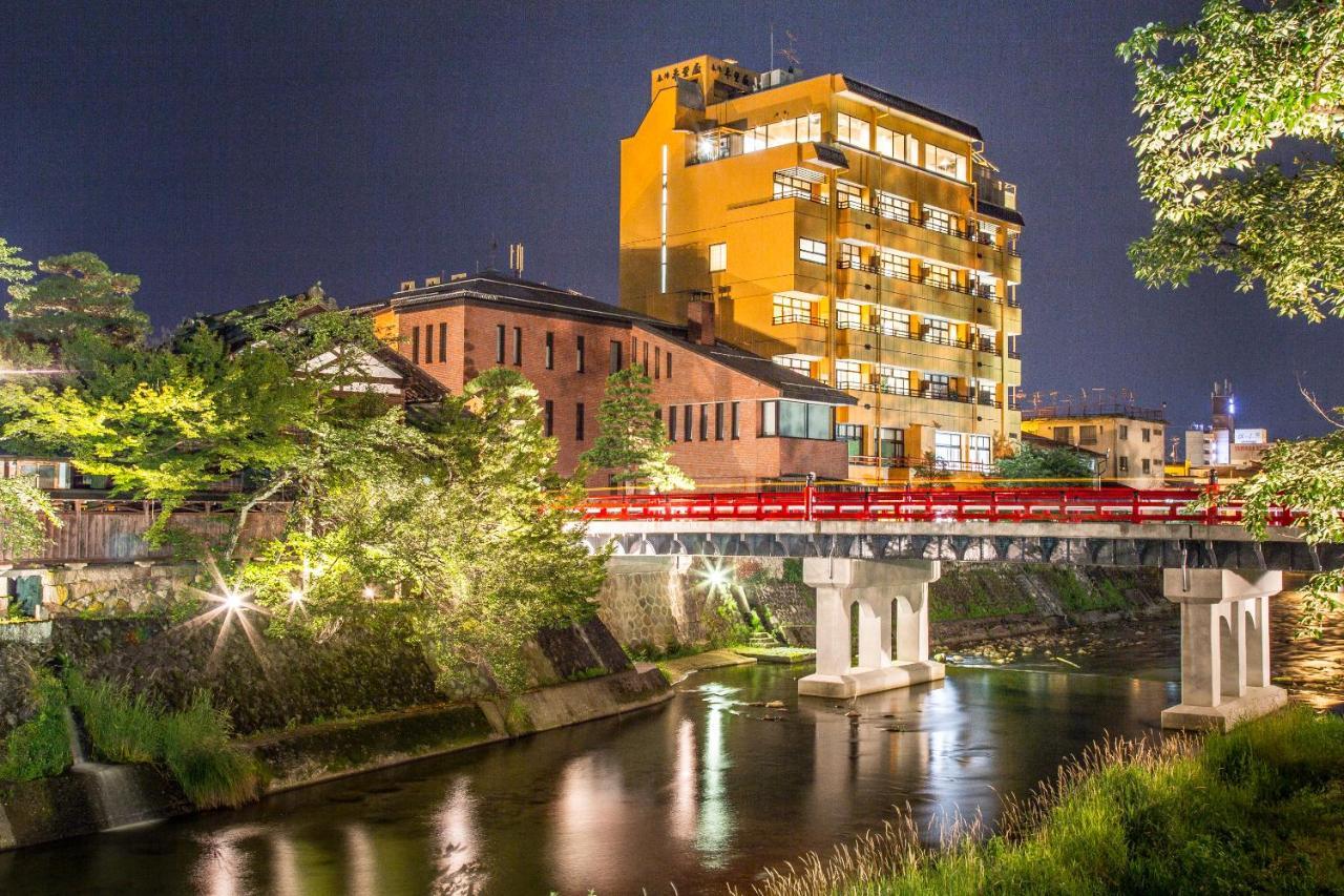 記念日におすすめのホテル・飛騨高山の宿本陣平野屋 別館の写真1