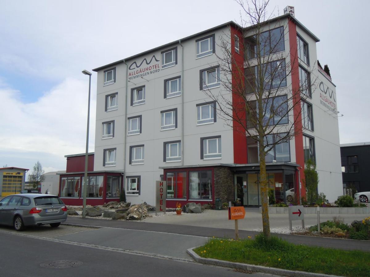Отель  Отель  Allgäuhotel Memmingen Nord