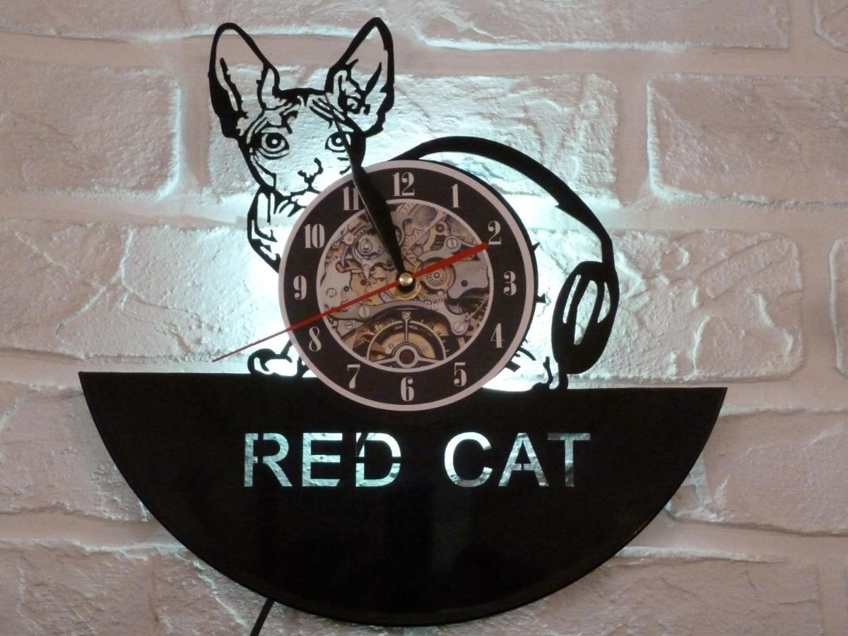 Hostel Red Cat