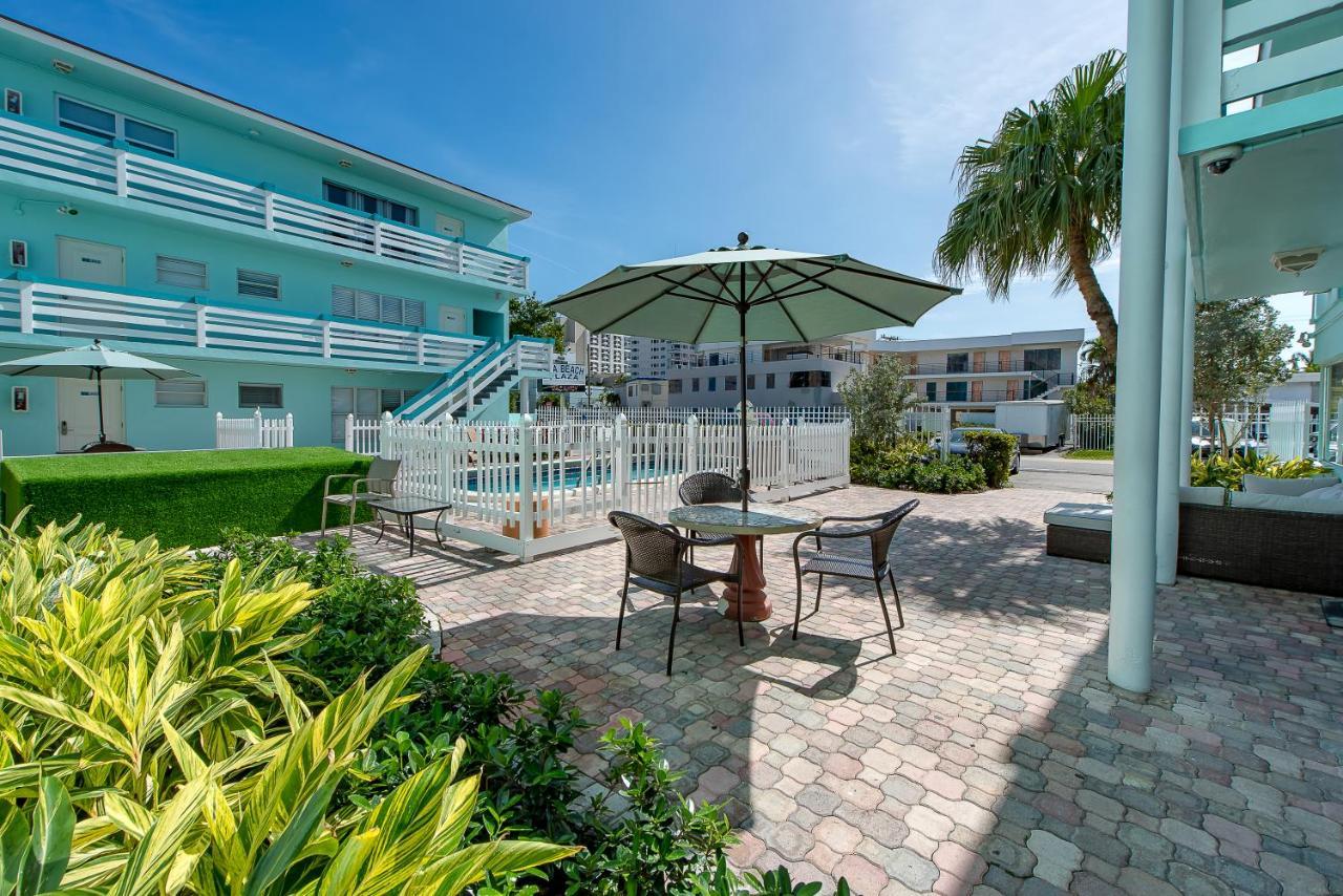 Sea Beach Plaza Eua Fort Lauderdale